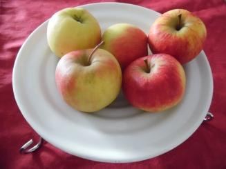fruit op de (thuis)werkplek, altijd een goed idee