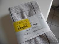 3 mooie vaatdoeken voor een prikje