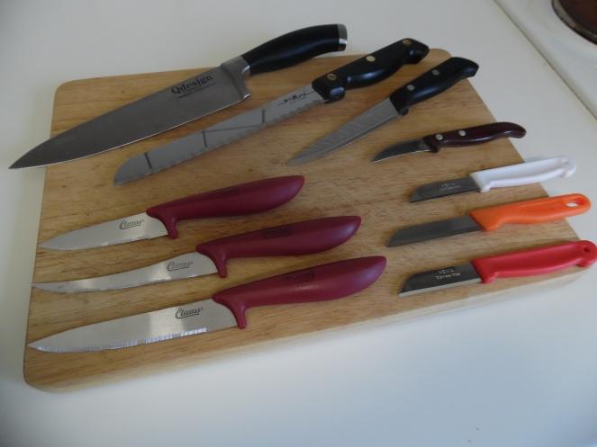basisset keukenmessen