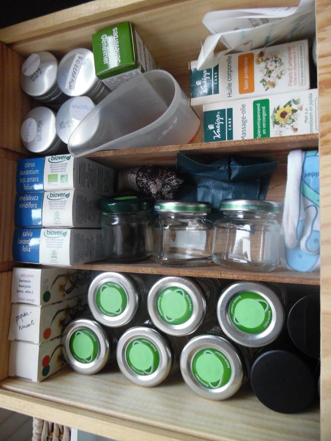 aromatherapie: basis