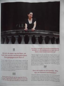 De 10 geboden volgens Saskia De Coster