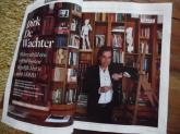 De boekenkast van Dirk De Wachter