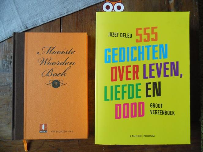 Mooiste Woorden Boek/ 555 gedichten...