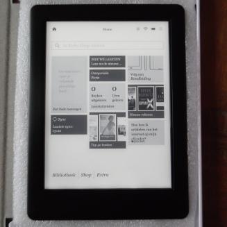 e-reader - startpagina