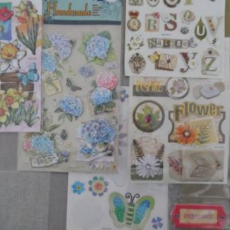 stickers volgens thema