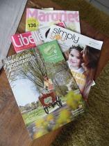 magazines met boekbesprekingen