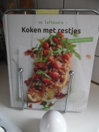 Boek: Koken met restjes