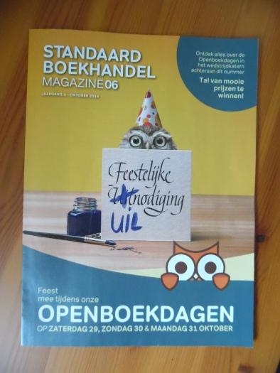 standaard boekhandel magazine