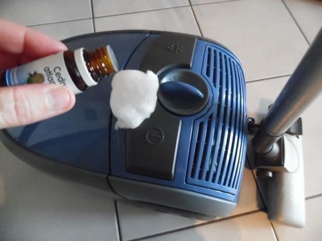 stofzuiger - aromatherapie