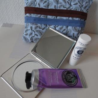 make-up tasje voor je handtas - 1