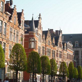 Leuven - oude markt