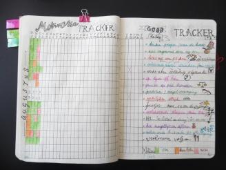 motivatie tracker