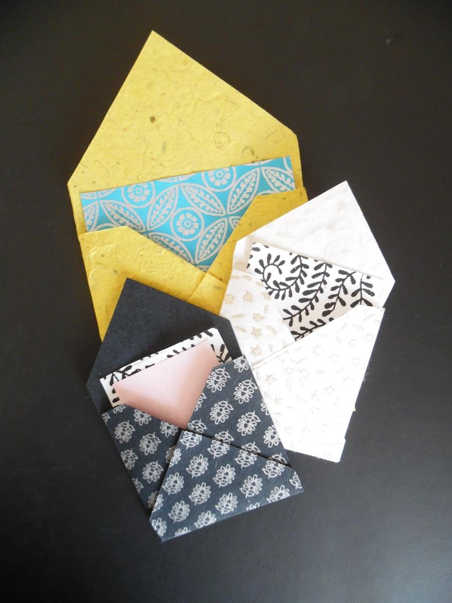 Zelf enveloppen maken met het Scoring Board (+ tips)