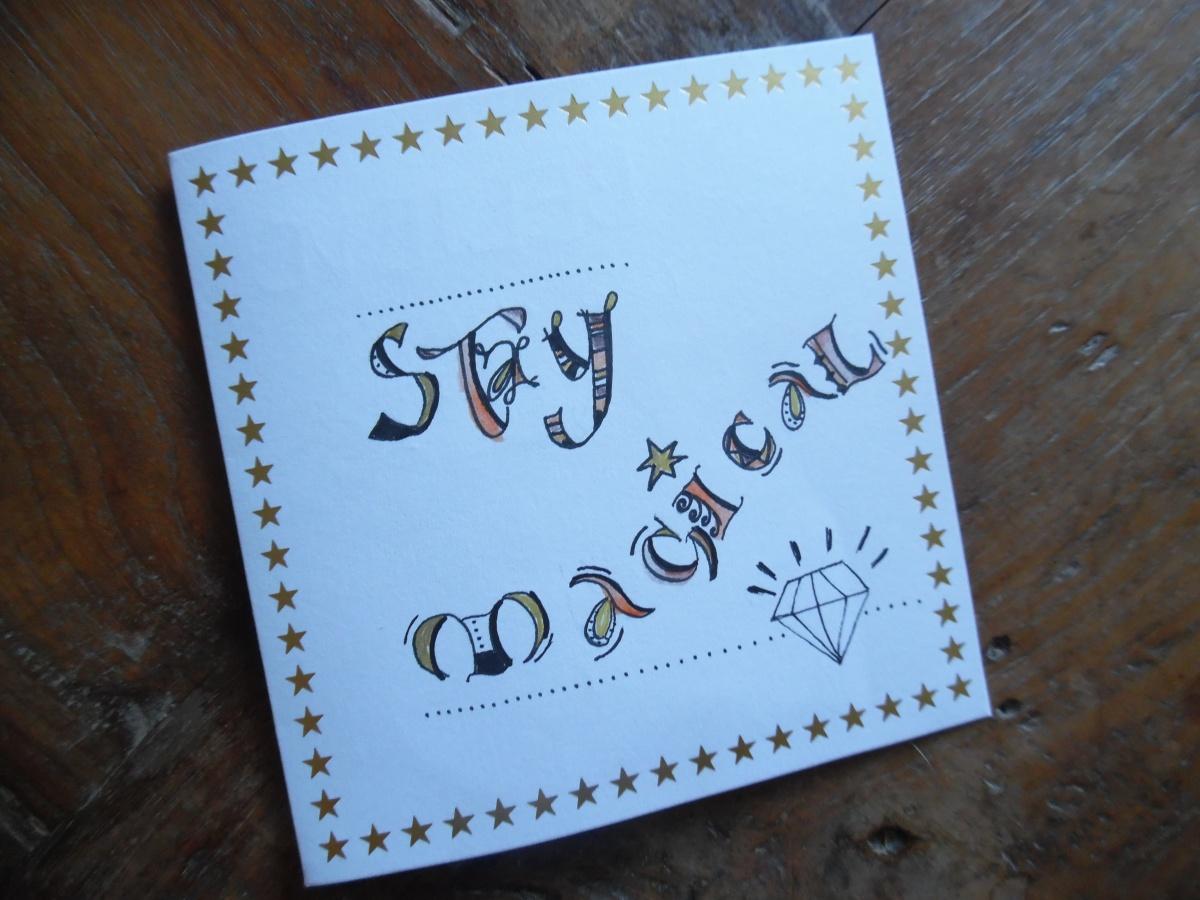 DIY: lettertekenen