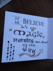 lettertekenen - magic