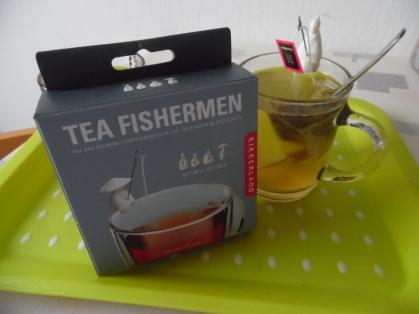 tea fishermen - Kikkerland