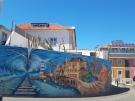 Cascais - muurschildering
