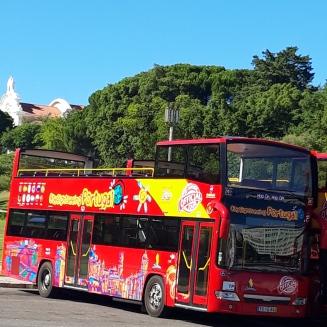 Lissabon - hop-on hop-off