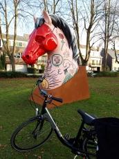Dendermonde - Sint Christianastraat, detail