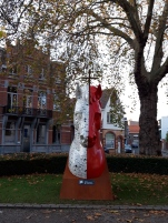 Dendermonde - Kerkplein